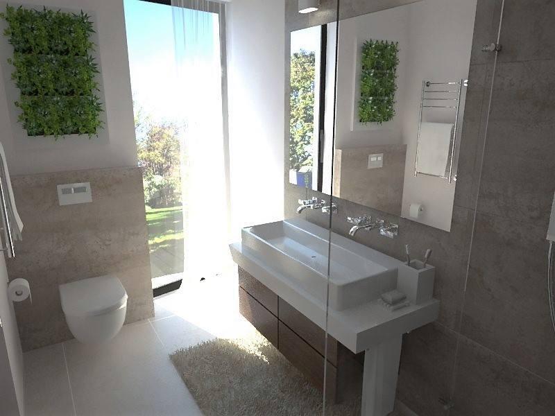 Kúpeľne- vizualizácie - Obrázok č. 55