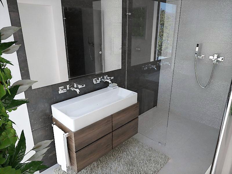 Kúpeľne- vizualizácie - Obrázok č. 56