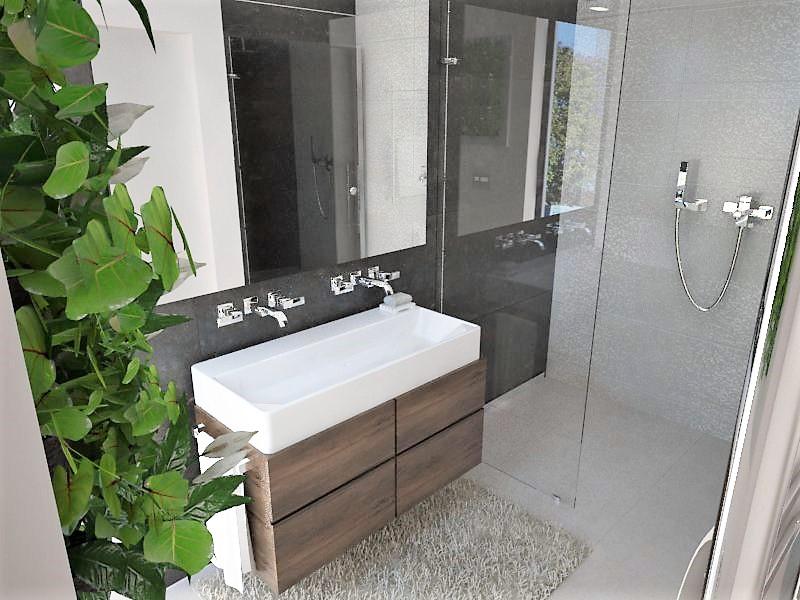 Kúpeľne- vizualizácie - Obrázok č. 59