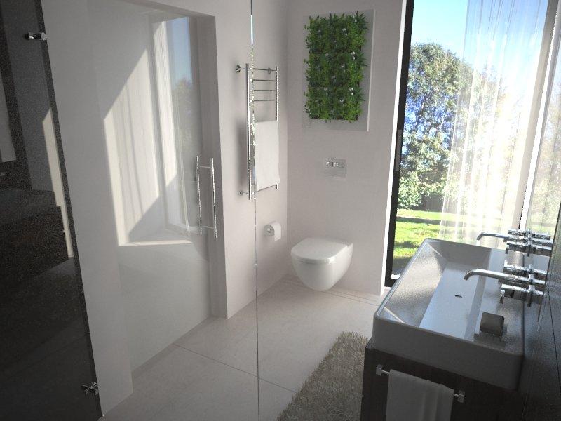 Kúpeľne- vizualizácie - Obrázok č. 60