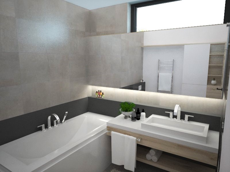 Kúpeľne- vizualizácie - Obrázok č. 62
