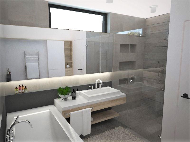 Kúpeľne- vizualizácie - Obrázok č. 64