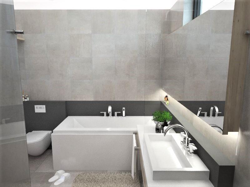 Kúpeľne- vizualizácie - Obrázok č. 66