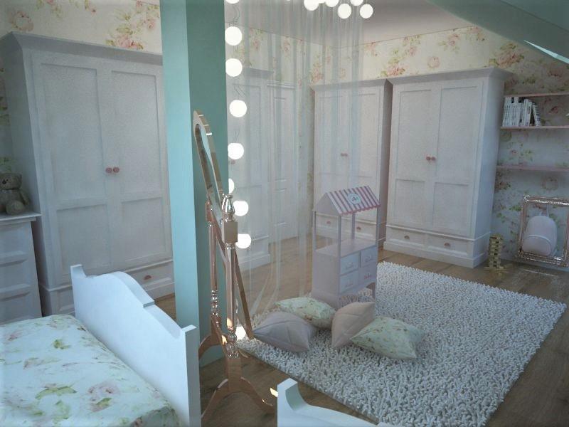 Detské a študentské izby- vizualizácie - Obrázok č. 154