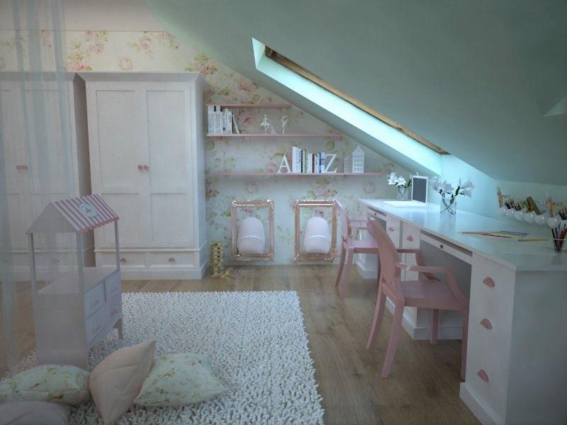 Detské a študentské izby- vizualizácie - Obrázok č. 156