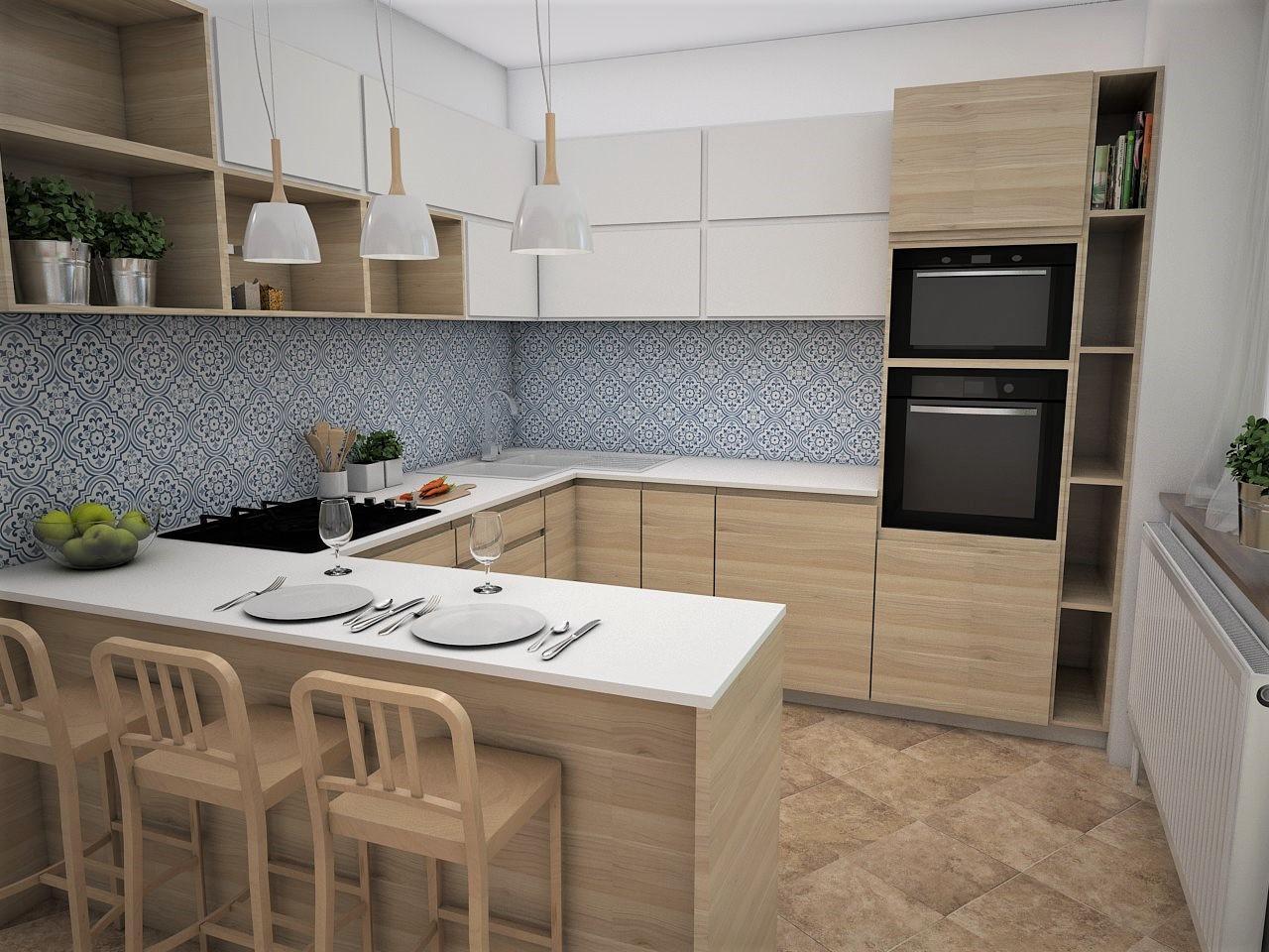 Kuchyne- vizualizácie - Obrázok č. 9