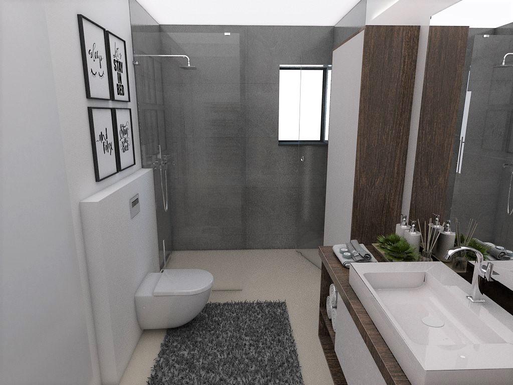 Kúpeľne- vizualizácie - Obrázok č. 73
