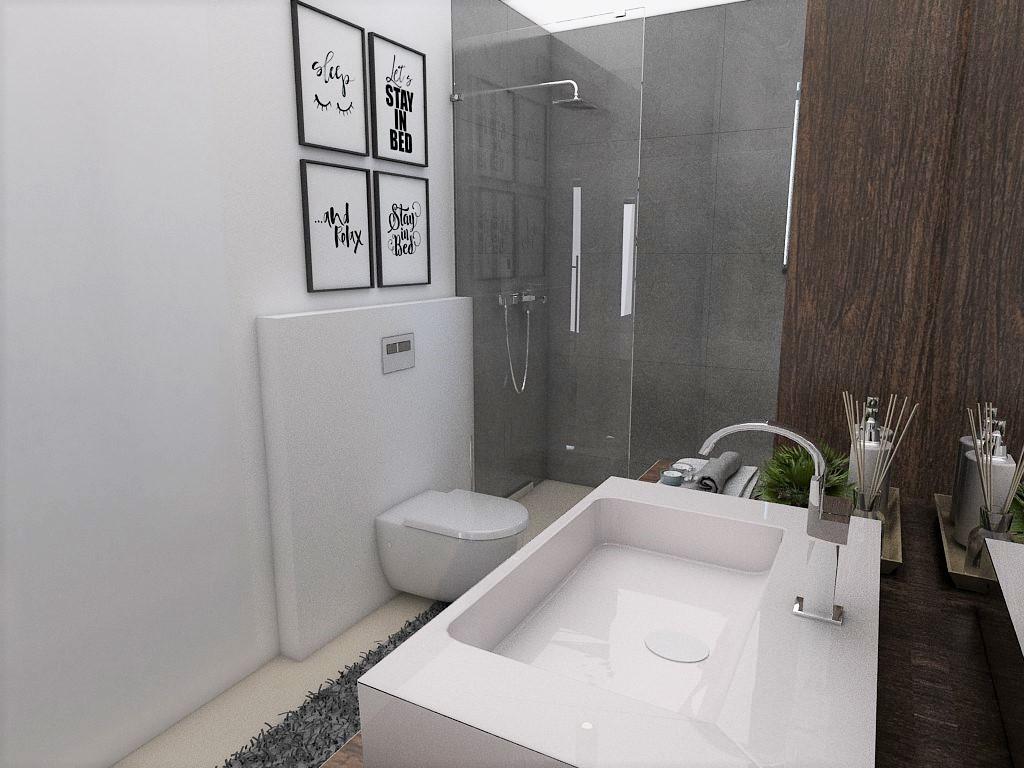 Kúpeľne- vizualizácie - Obrázok č. 74