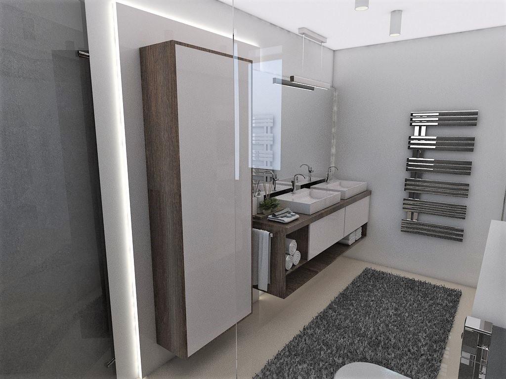 Kúpeľne- vizualizácie - Obrázok č. 75