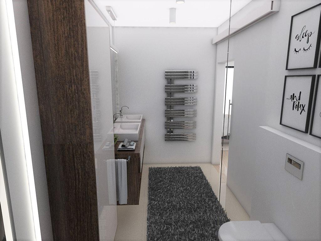 Kúpeľne- vizualizácie - Obrázok č. 76