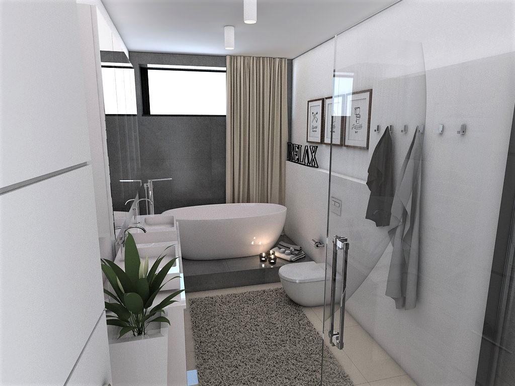 Kúpeľne- vizualizácie - Obrázok č. 79
