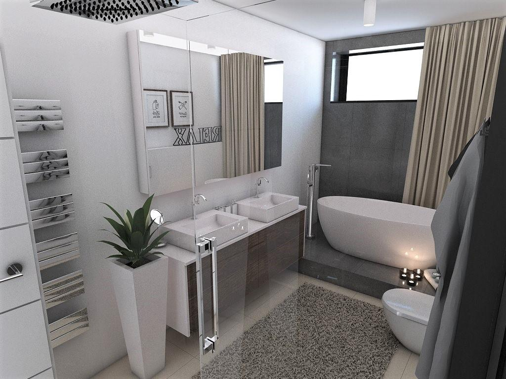Kúpeľne- vizualizácie - Obrázok č. 81