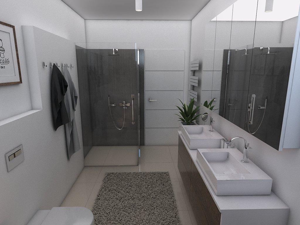 Kúpeľne- vizualizácie - Obrázok č. 83