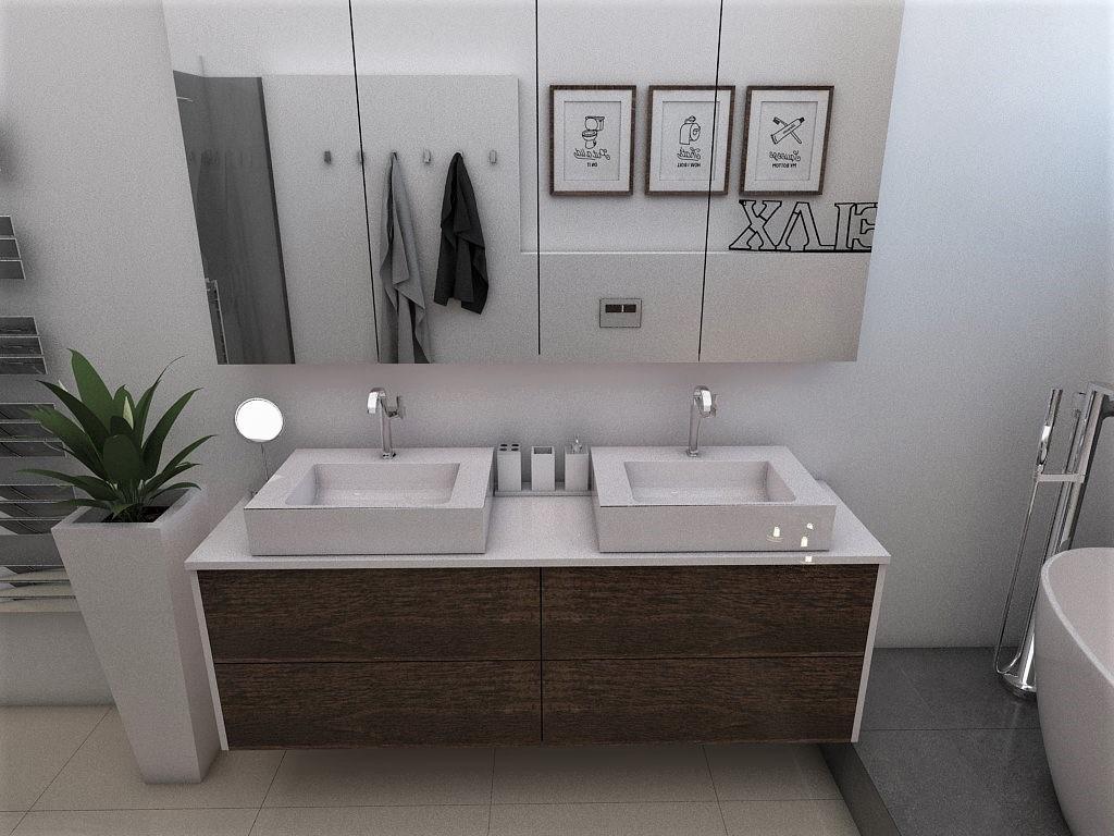 Kúpeľne- vizualizácie - Obrázok č. 85