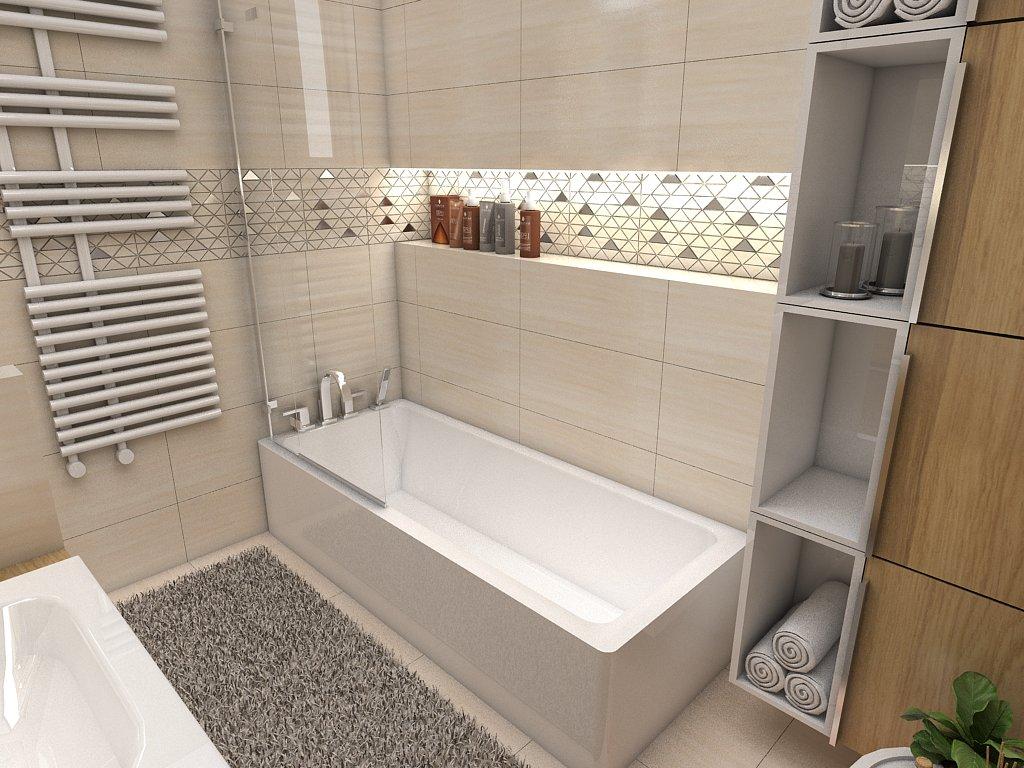 Kúpeľne- vizualizácie - Obrázok č. 89