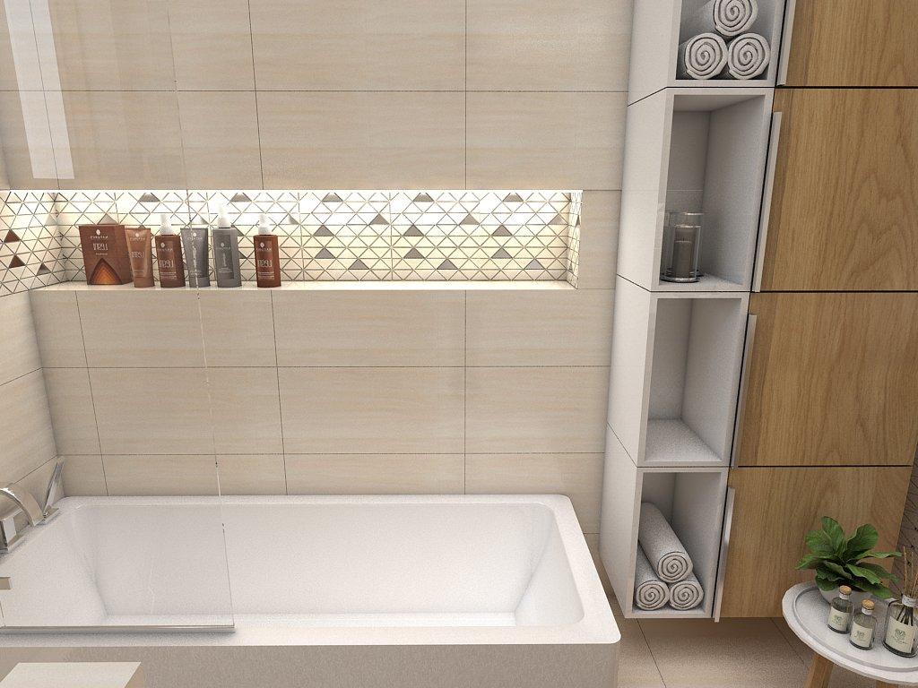 Kúpeľne- vizualizácie - Obrázok č. 90