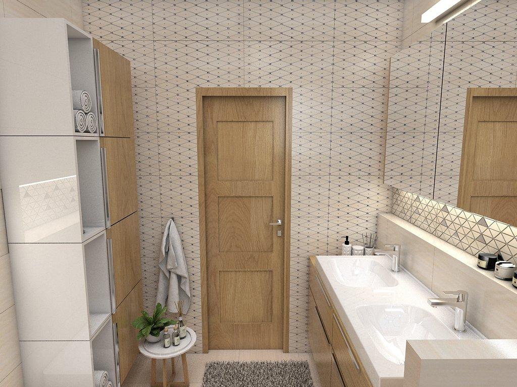 Kúpeľne- vizualizácie - Obrázok č. 91