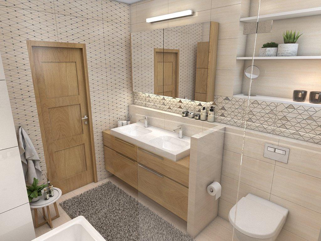 Kúpeľne- vizualizácie - Obrázok č. 92