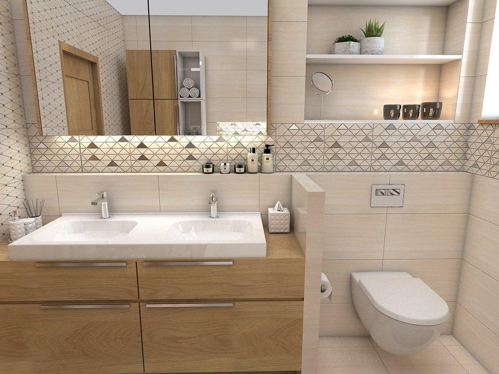 Kúpeľne- vizualizácie - Obrázok č. 93