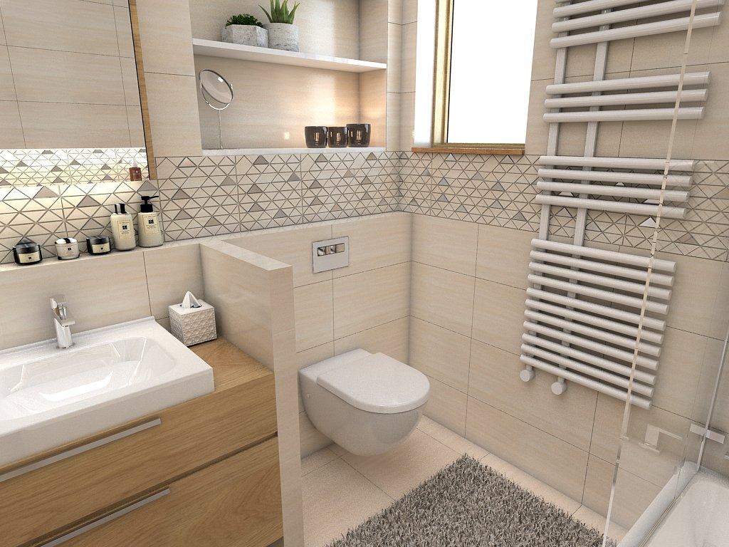 Kúpeľne- vizualizácie - Obrázok č. 94