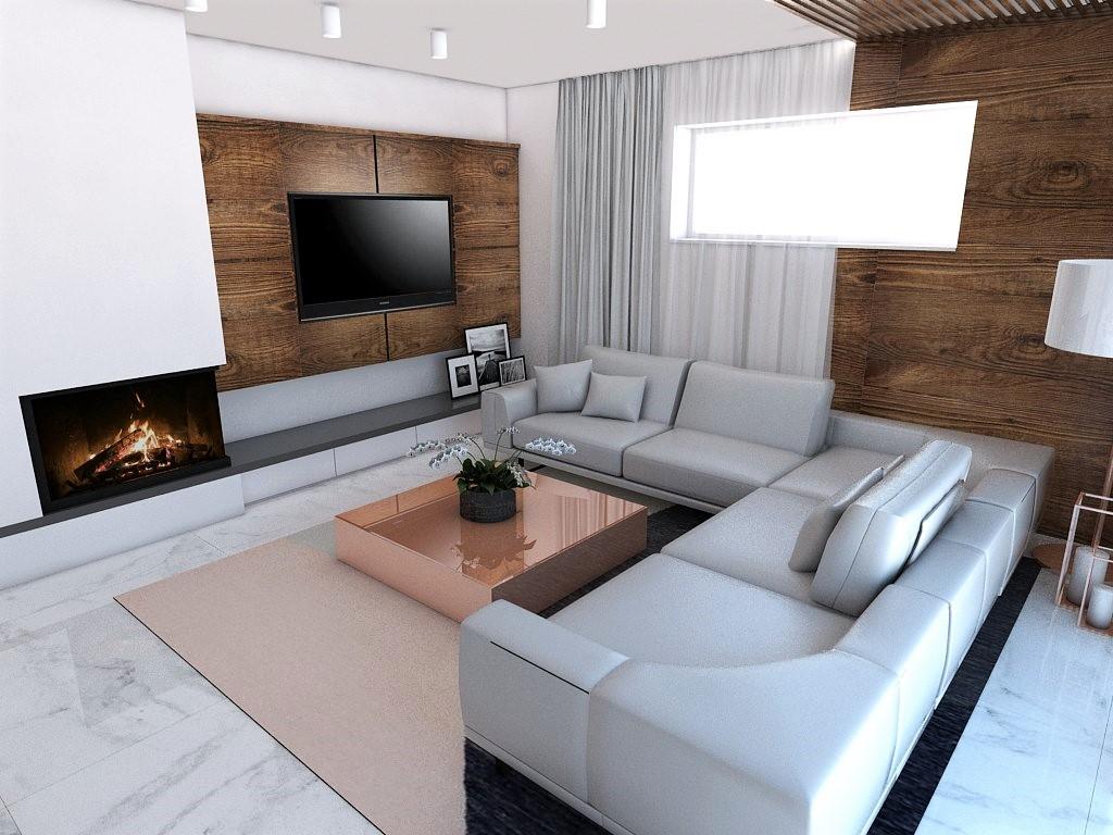 Kuchyňo- obývačky, vizualizácie - Obrázok č. 167