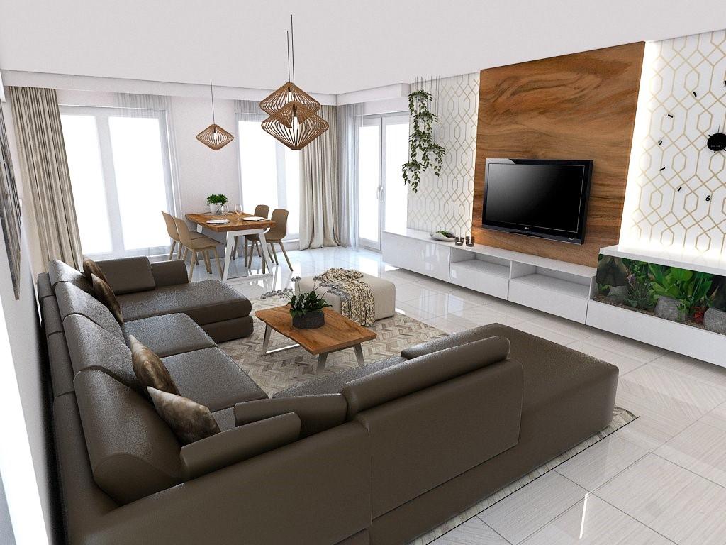 Obývačky- vizualizácie - Obrázok č. 51