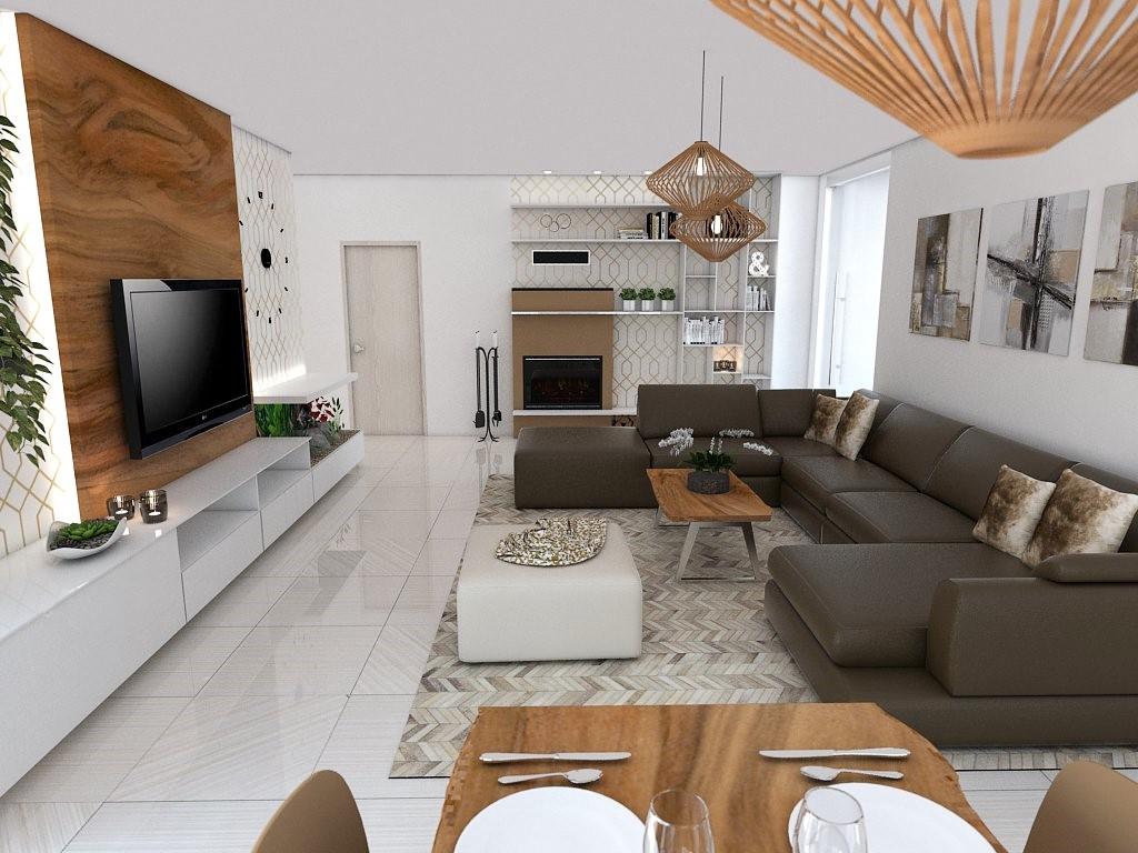 Obývačky- vizualizácie - Obrázok č. 55