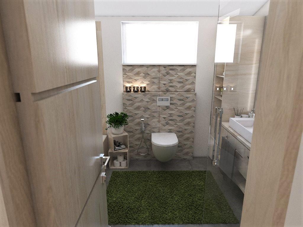 Kúpeľne- vizualizácie - Obrázok č. 95