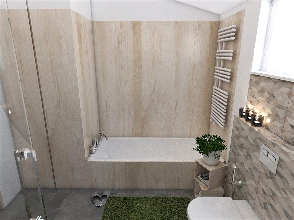 Kúpeľne- vizualizácie - Obrázok č. 96
