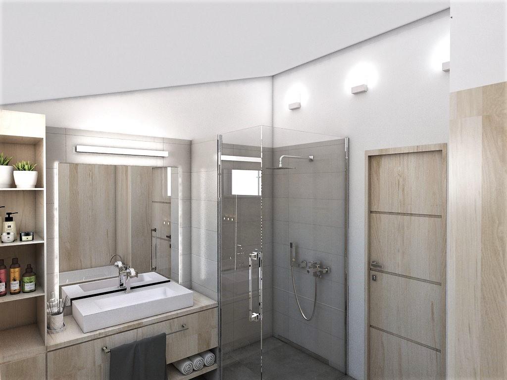 Kúpeľne- vizualizácie - Obrázok č. 99