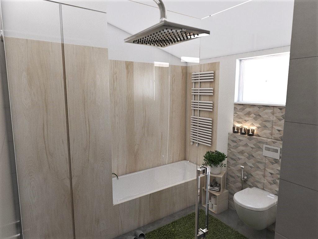 Kúpeľne- vizualizácie - Obrázok č. 100