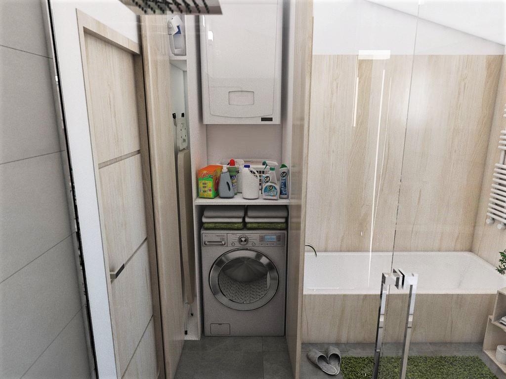 Kúpeľne- vizualizácie - Obrázok č. 101