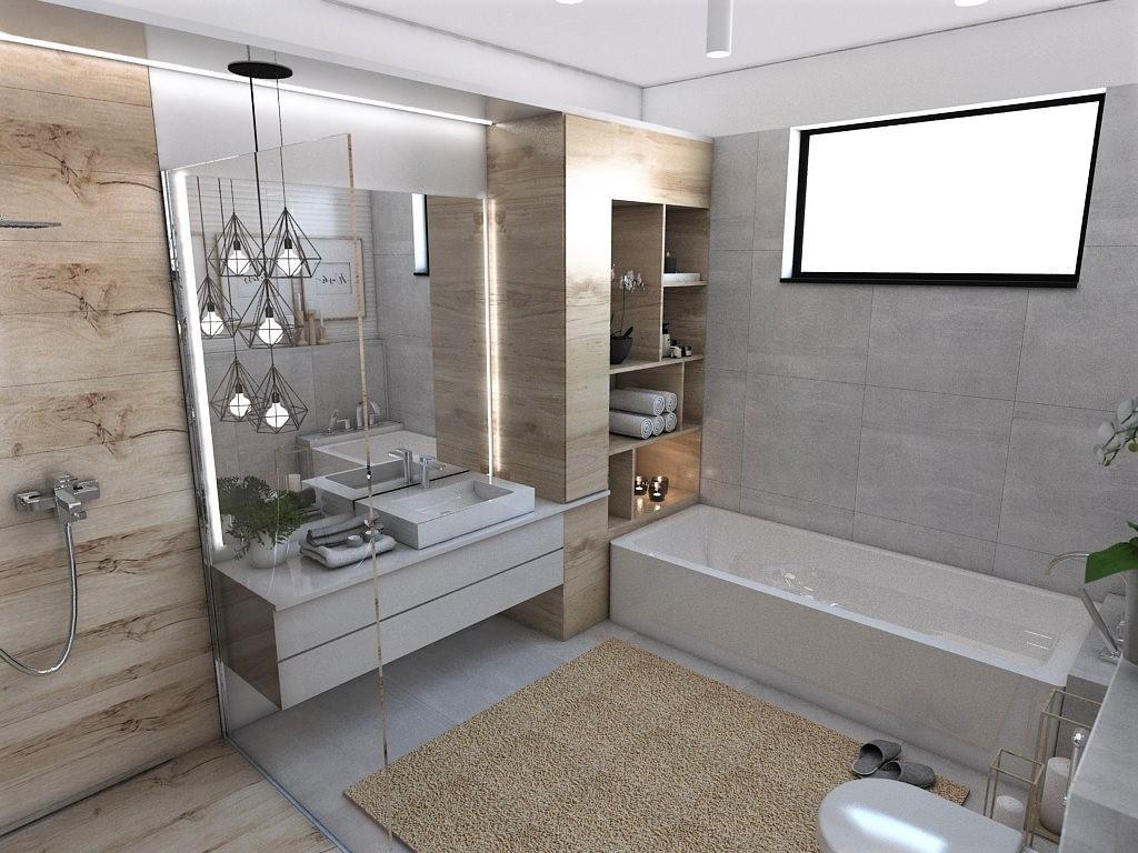 Kúpeľne- vizualizácie - Obrázok č. 103