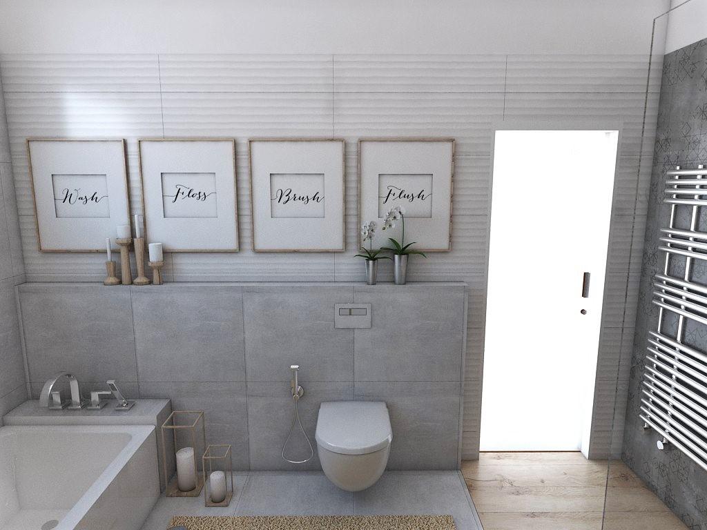 Kúpeľne- vizualizácie - Obrázok č. 106