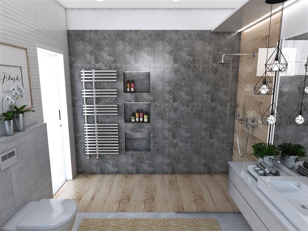 Kúpeľne- vizualizácie - Obrázok č. 107