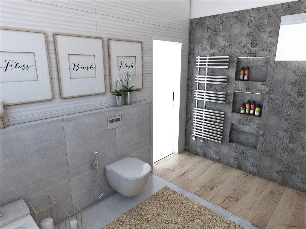 Kúpeľne- vizualizácie - Obrázok č. 108