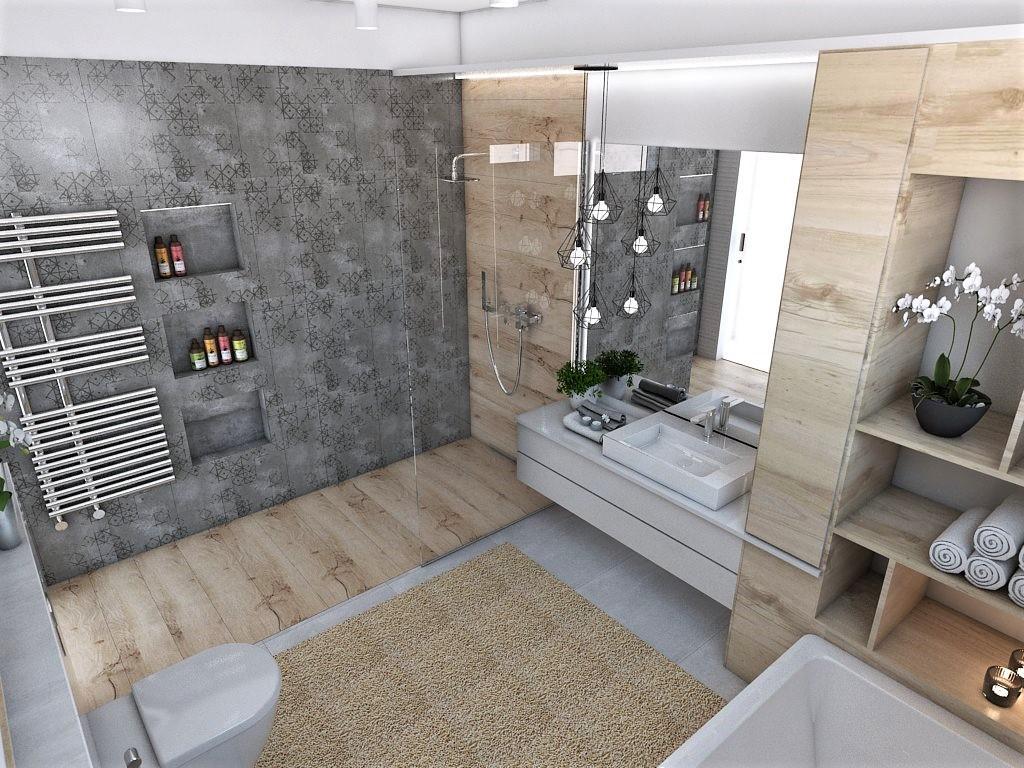 Kúpeľne- vizualizácie - Obrázok č. 109