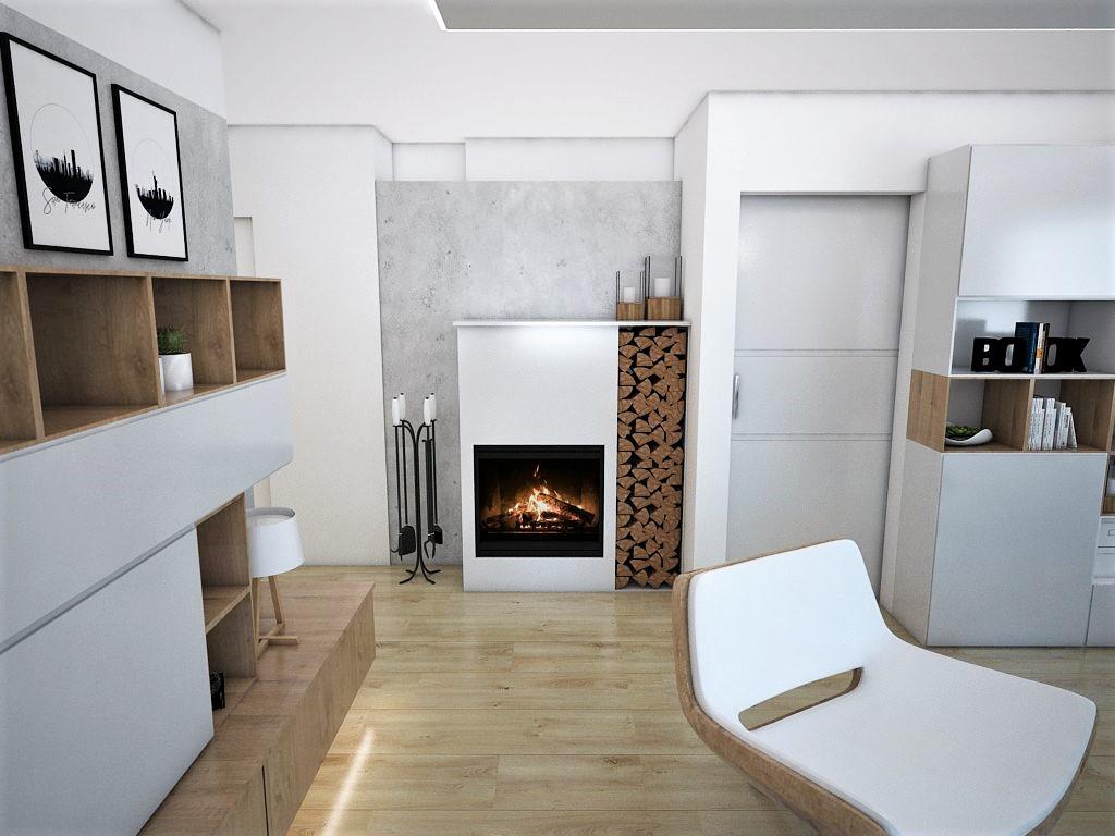 Obývačky- vizualizácie - Obrázok č. 8
