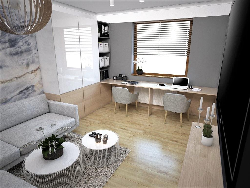 Pracovne a hosťovské izby- vizualizácie - Obrázok č. 28