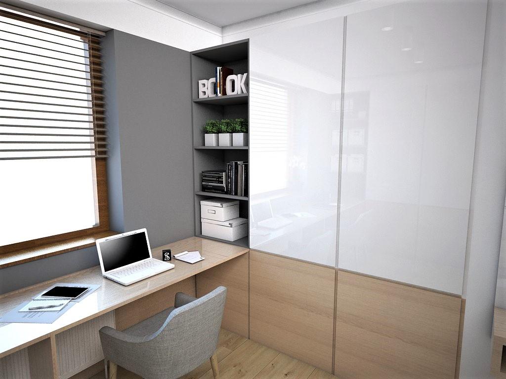 Pracovne a hosťovské izby- vizualizácie - Obrázok č. 36