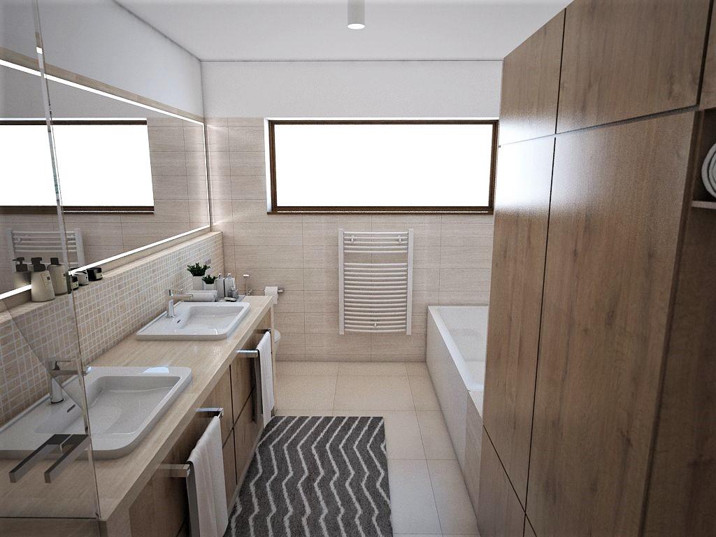Kúpeľne- vizualizácie - Obrázok č. 110