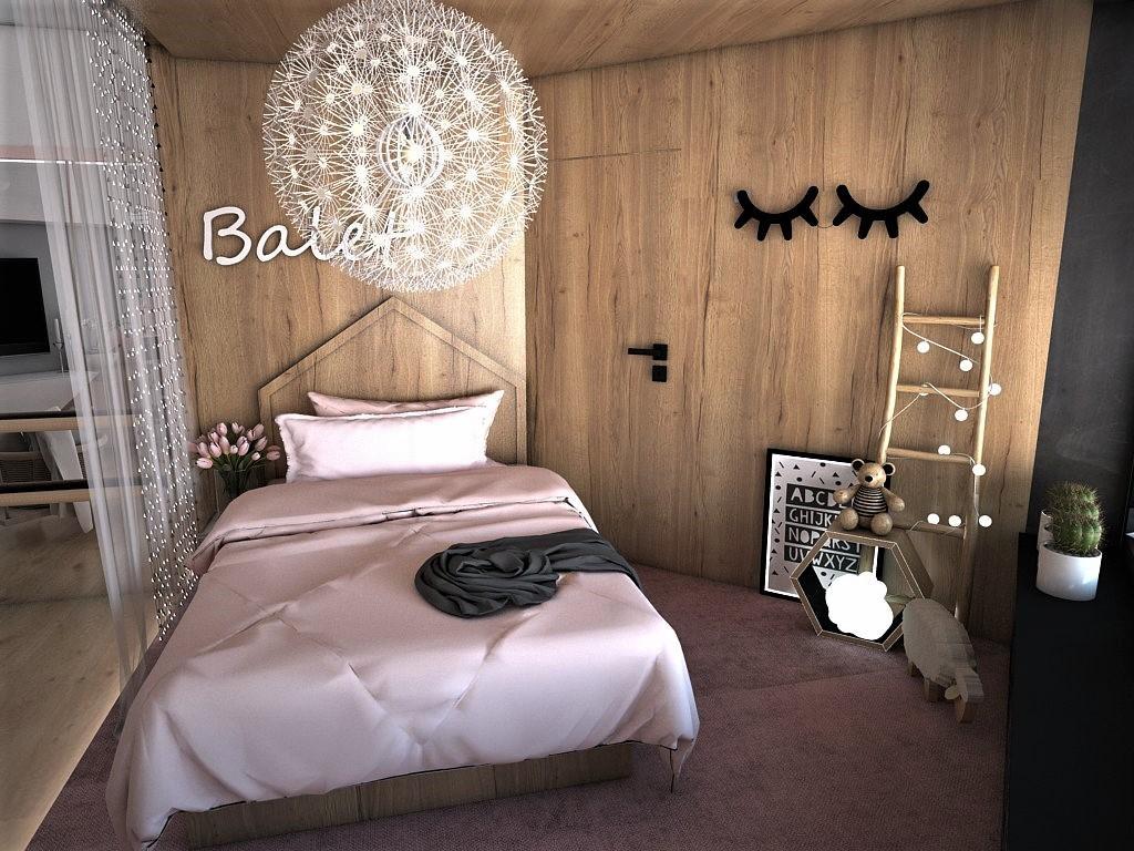 Detské a študentské izby- vizualizácie - Obrázok č. 178