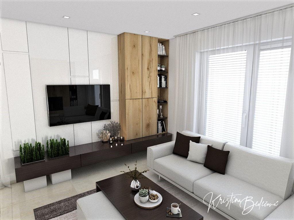 Obývačky- vizualizácie - Obrázok č. 71