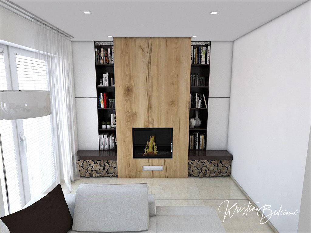 Obývačky- vizualizácie - Obrázok č. 75