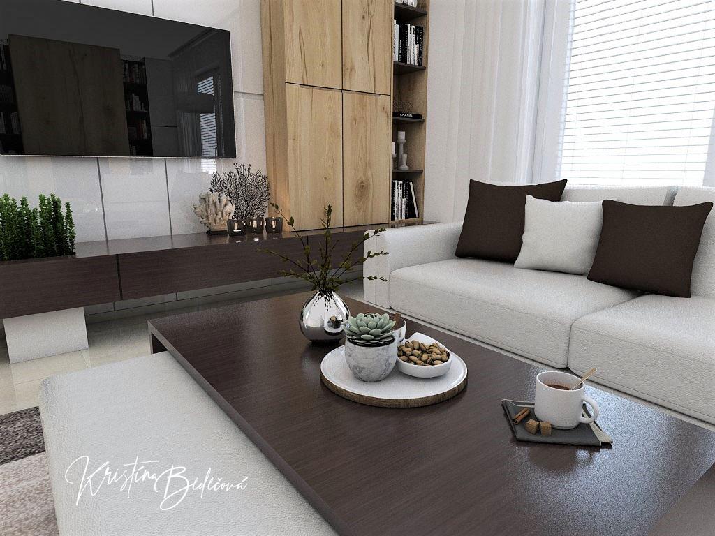 Obývačky- vizualizácie - Obrázok č. 78