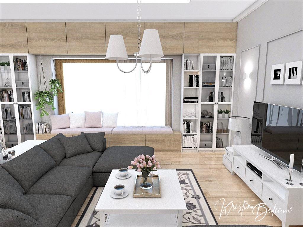 Obývačky- vizualizácie - Obrázok č. 82