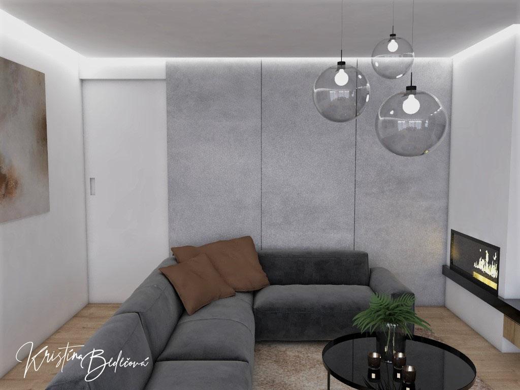 Kuchyňo- obývačky, vizualizácie - Obrázok č. 530