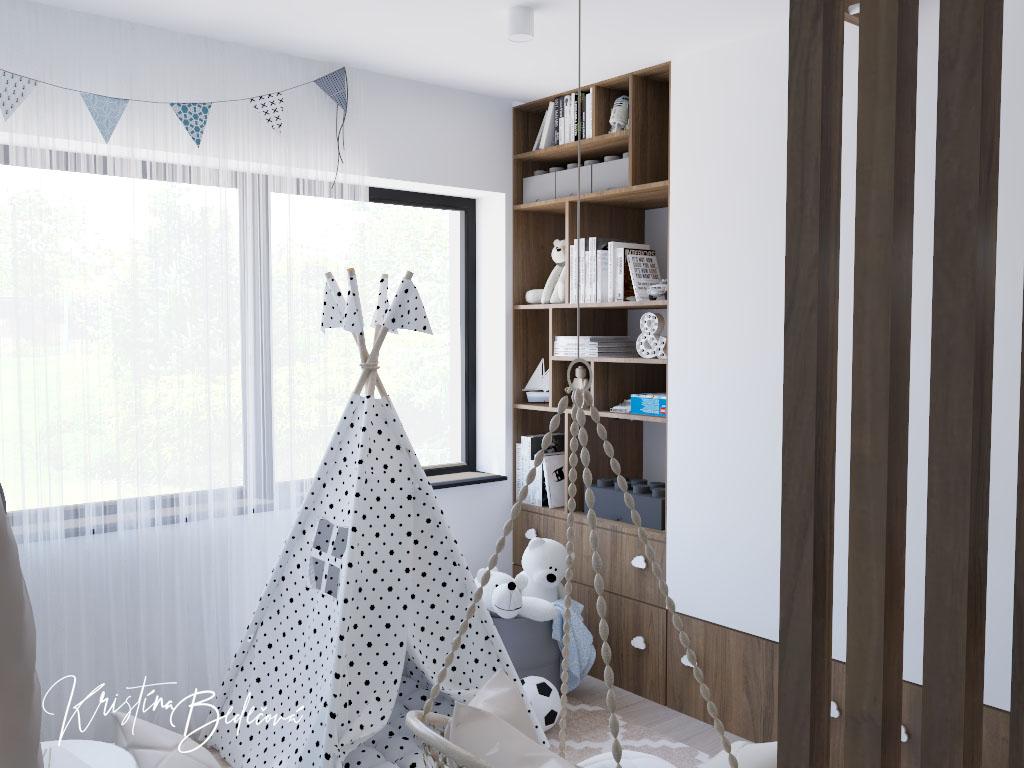 Detské a študentské izby- vizualizácie - Obrázok č. 377