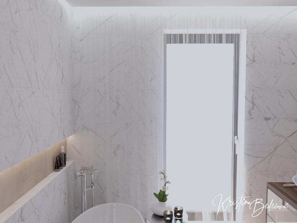 Kúpeľne- vizualizácie - Obrázok č. 218