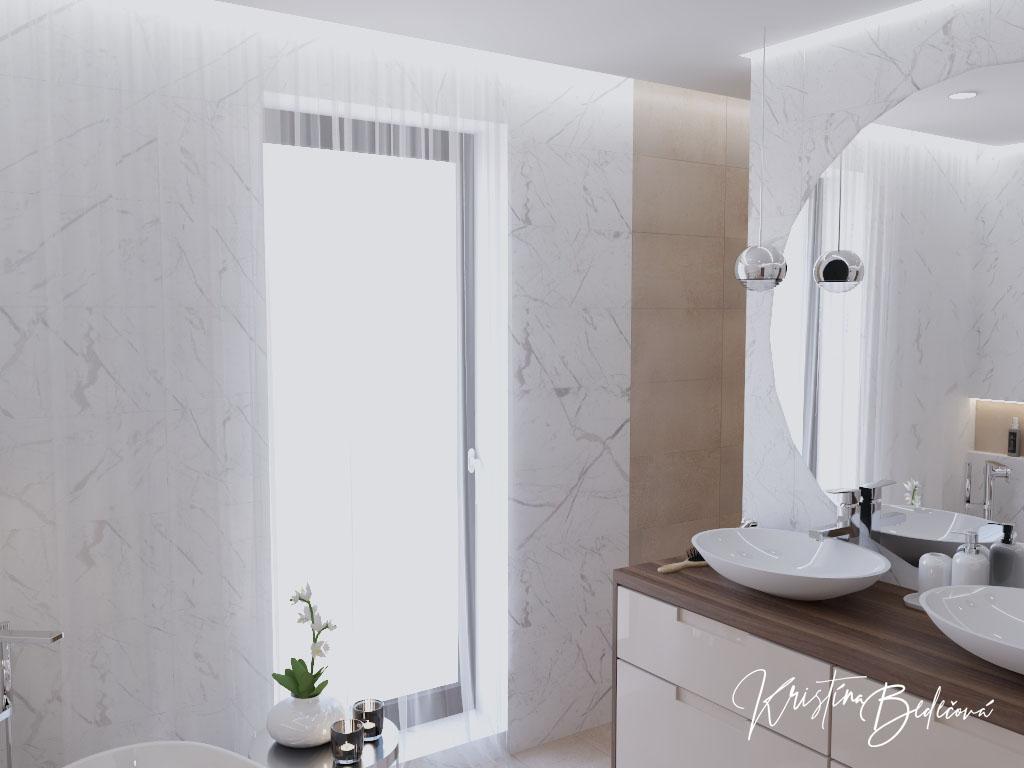 Kúpeľne- vizualizácie - Obrázok č. 219